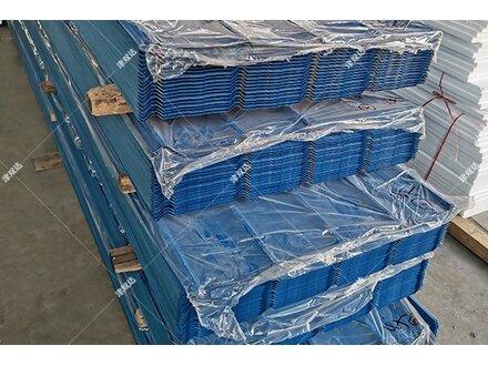 【内蒙古】上市环保公司一万米900型彩钢瓦为何选择津双达