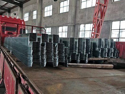 连云港公用工程岛用YX75-200-600楼承板回购津双达